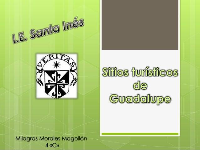 Milagros Morales Mogollón 4 «C»