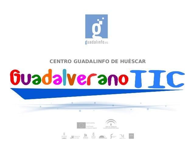 CENTRO GUADALINFO DE HUÉSCAR