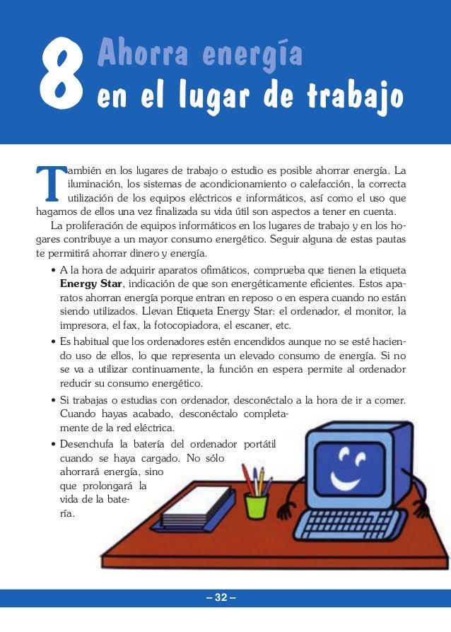 Consumo energetico de una fotocopiadora 36