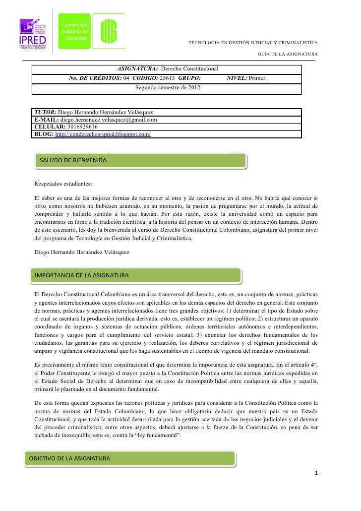 TECNOLOGIA EN GESTIÓN JUDICIAL Y CRIMINALISTICA                                                                           ...
