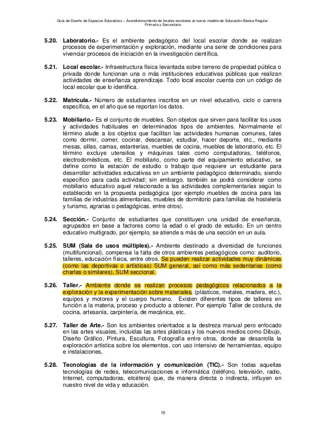 Guía de diseño jec polidocentes completos 31-12-15