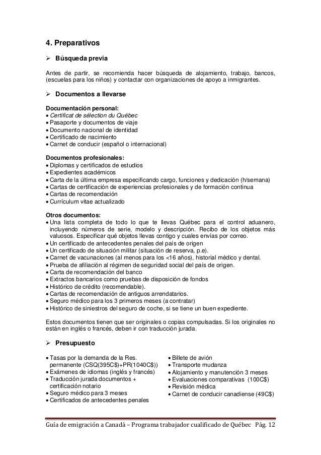 Carta De Recomendacion Para Inmigracion En Espanol Kobe