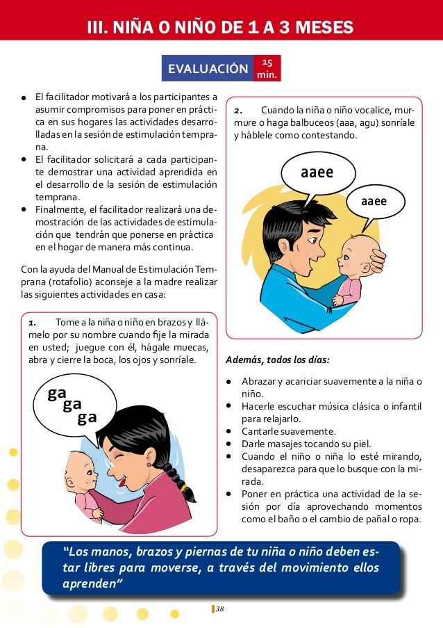 IV. NIÑA O NIÑO DE 4 A 6 MESES                                                                10                          ...