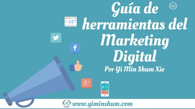 Guía de herramientas del marketing digital
