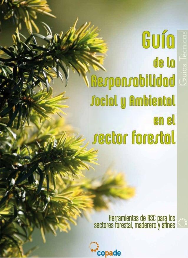 Herramientas de RSC para losHerramientas de RSC para los sectores forestal, maderero y afinessectores forestal, maderero y...