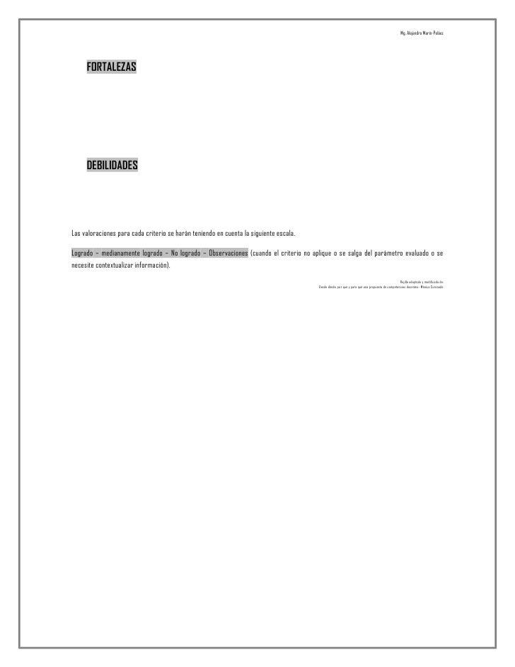 Guía de observación en educación básica secundaria ii Slide 3