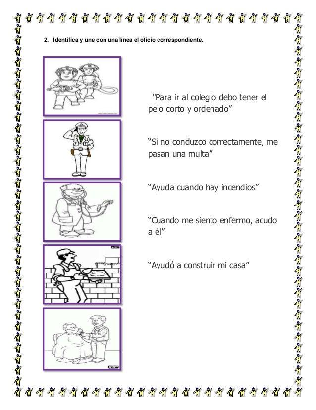 Guía de oficios y profesiones Slide 2