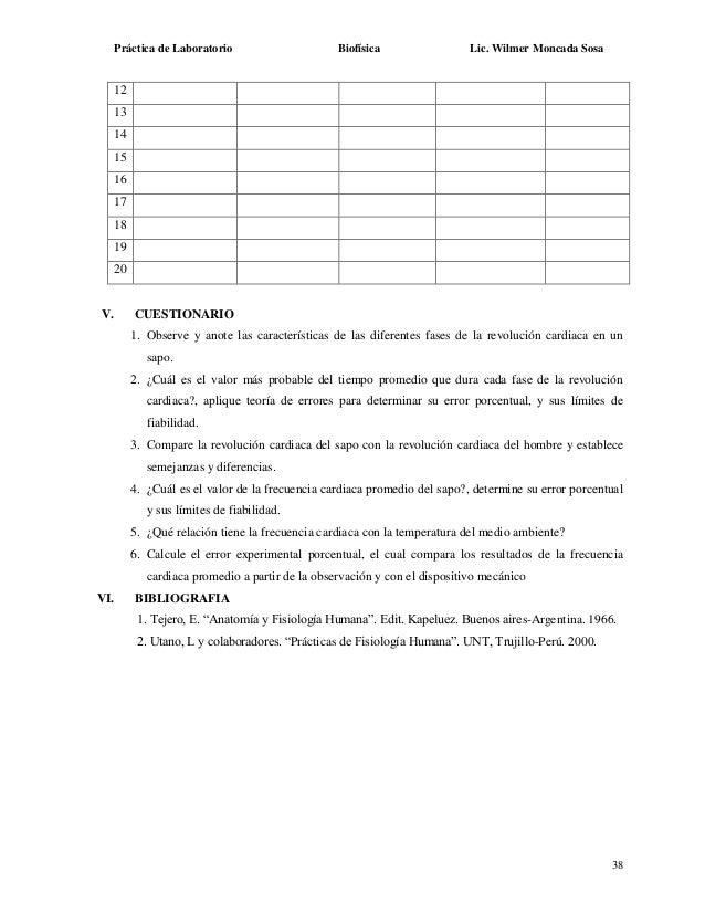 practica biofisica resumen
