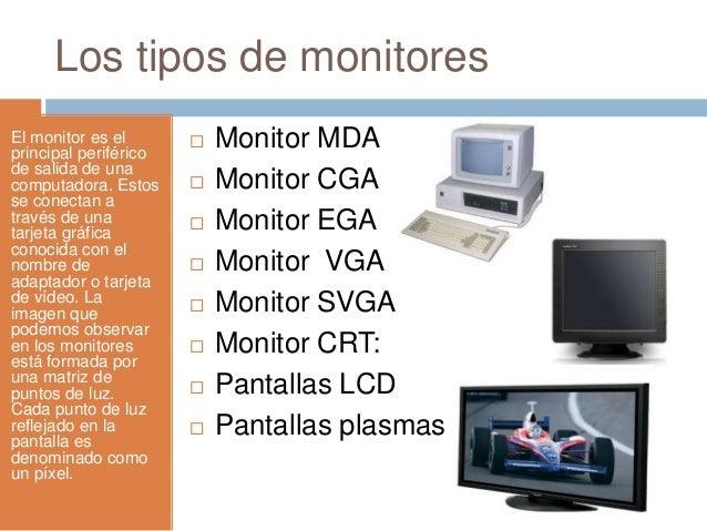 Gu a de trabajo n 1 - Medidas de monitores para pc ...