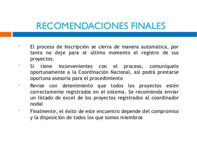 Guía de uso software de eventos-Registro de semillleros , participantes y proyectos- Eliana Santos