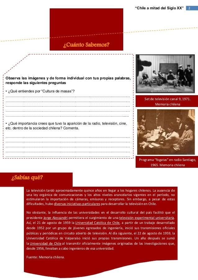Guía didáctica medios de comunicación y entretención Slide 2