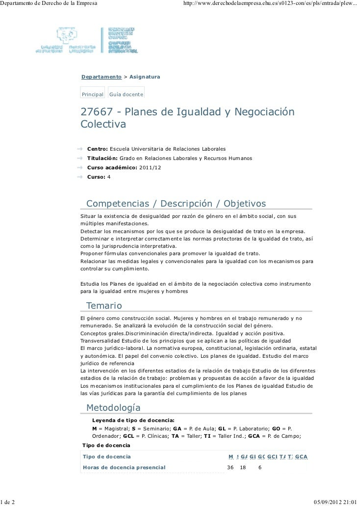 Departamento de Derecho de la Empresa                                  http://www.derechodelaempresa.ehu.es/s0123-con/es/p...