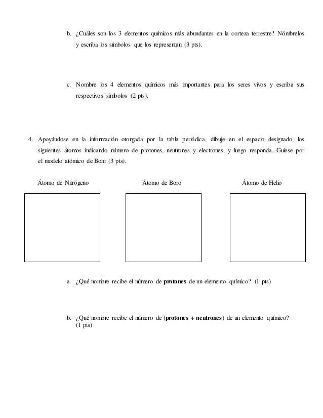 Elementos qumicos y tabla peridica nota 2 b cules son los 3 elementos qumicos ms urtaz Gallery