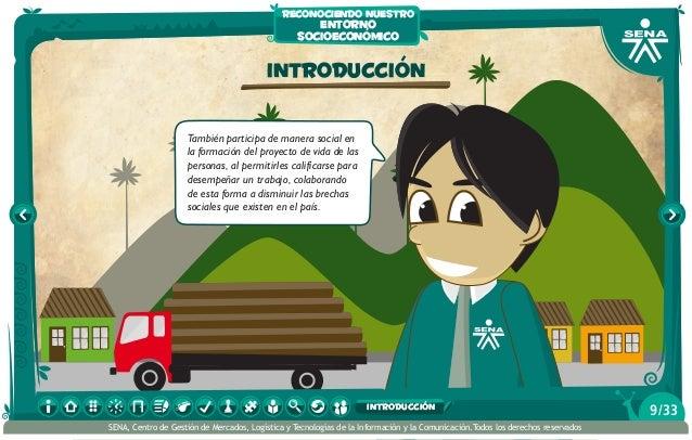 Introducción También participa de manera social en la formación del proyecto de vida de las personas, al permitirles calif...