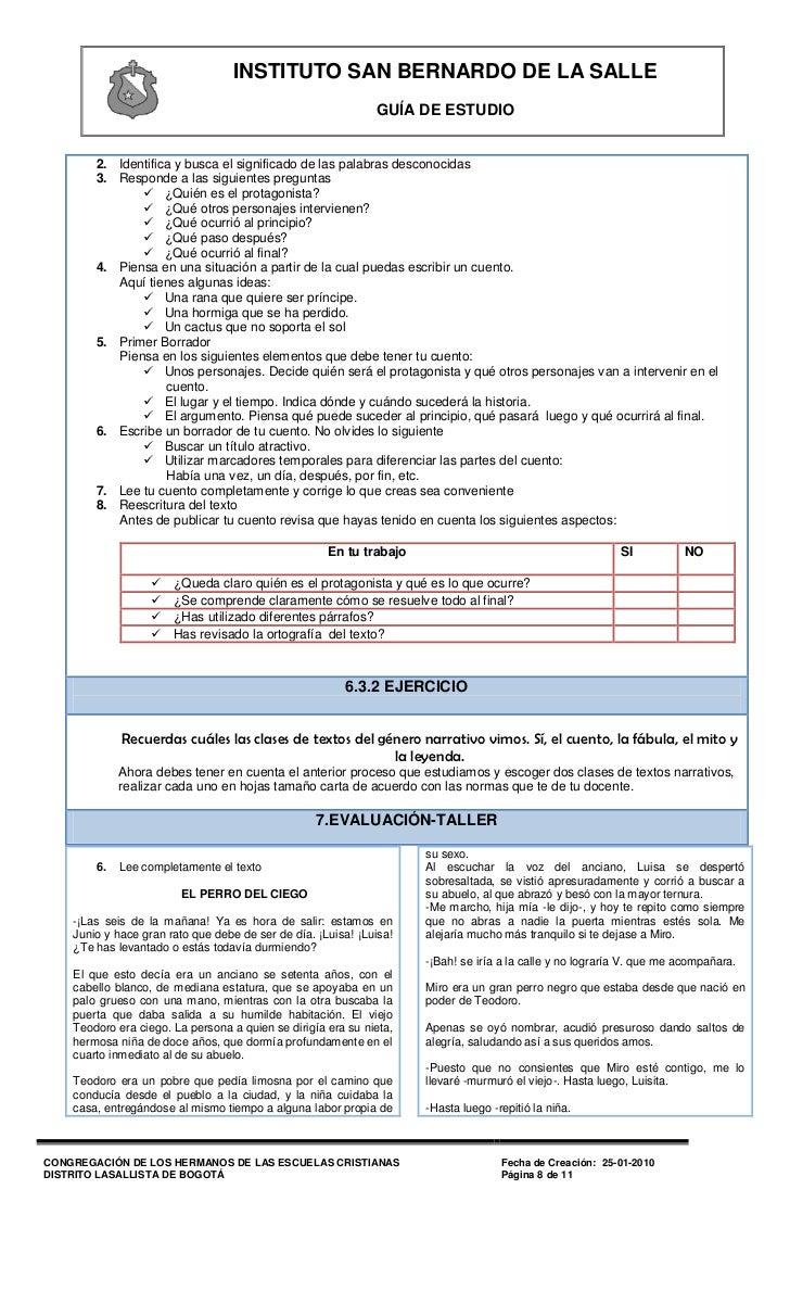 Guía español 5º___1º_período