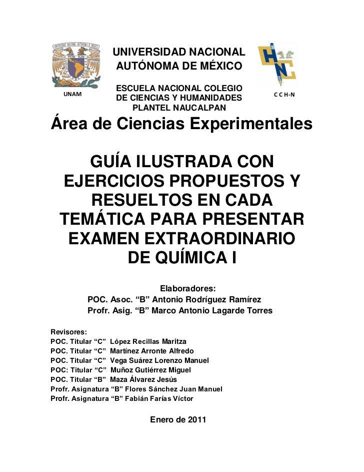 UNIVERSIDAD NACIONAL                 AUTÓNOMA DE MÉXICO                  ESCUELA NACIONAL COLEGIO   UNAM                  ...