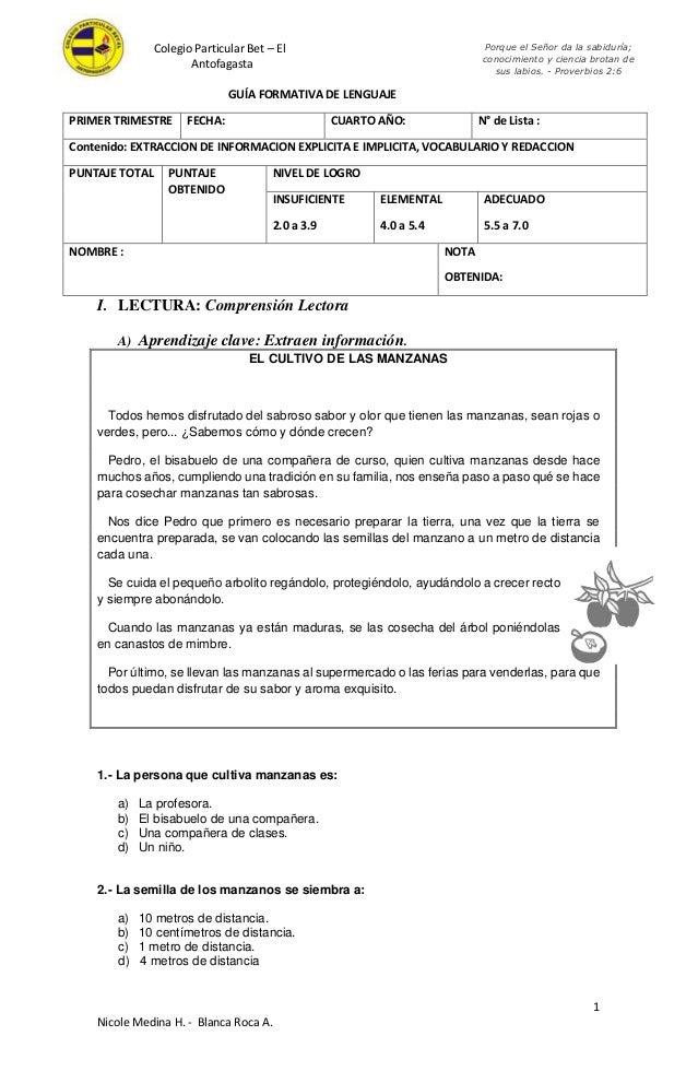 Colegio Particular Bet – El Antofagasta 1 Nicole Medina H. - Blanca Roca A. Porque el Señor da la sabiduría; conocimiento ...