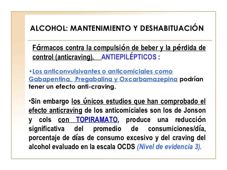La codificación del alcoholismo vshivanie las ampollas