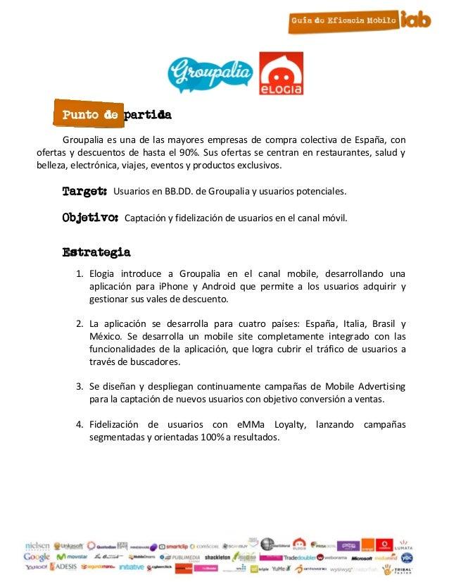 Punto de partida      Groupalia es una de las mayores empresas de compra colectiva de España, conofertas y descuentos de h...
