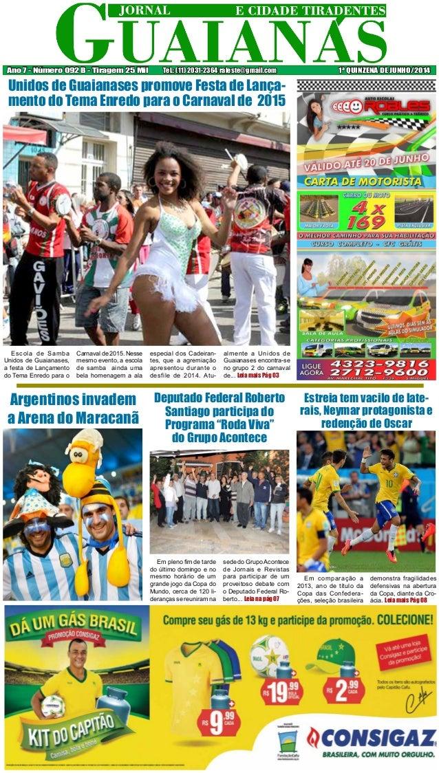 Estreia tem vacilo de late- rais, Neymar protagonista e redenção de Oscar Em comparação a 2013, ano de título da Copa das ...