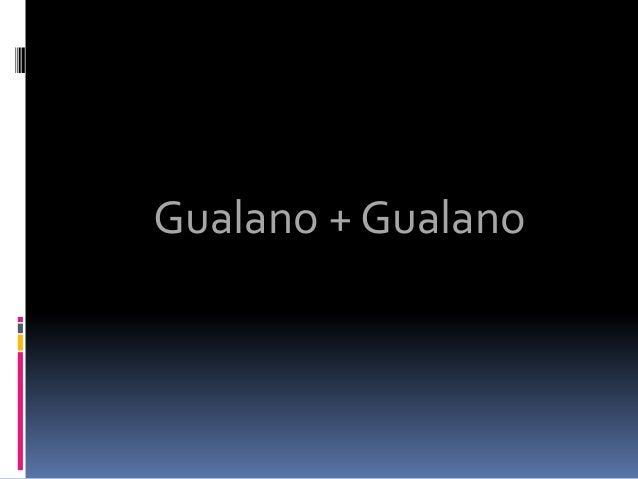 Gualano + Gualano
