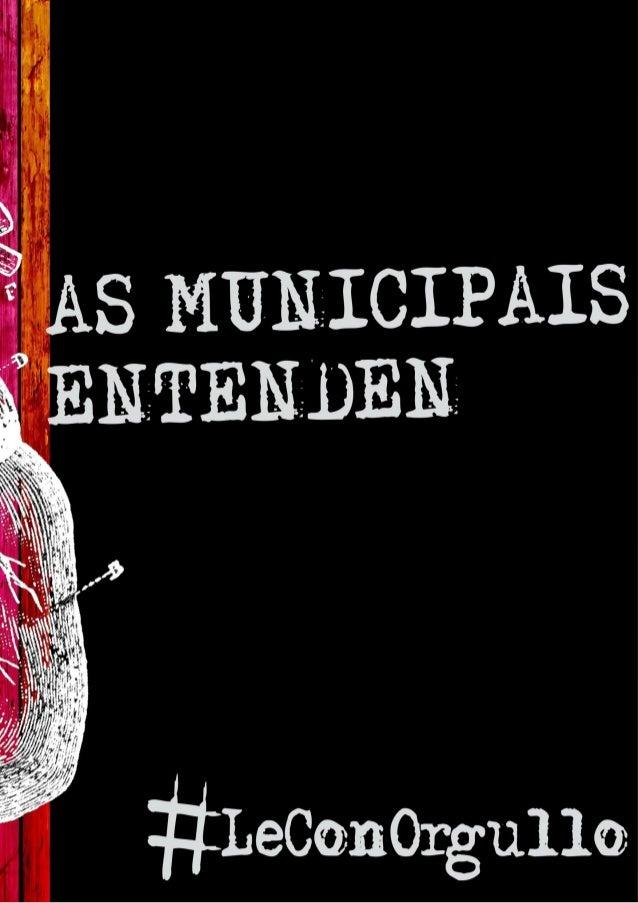 #LeConOrgullo 2014: as municipais entenden