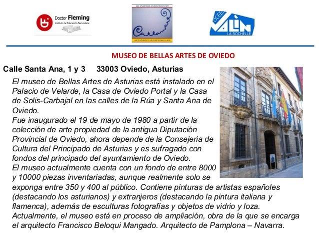 Guía museos españoles Slide 3