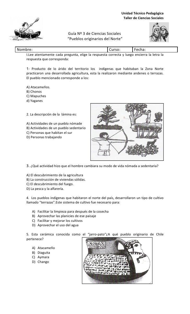 Unidad Técnico Pedagógica                                                                          Taller de Ciencias Soci...