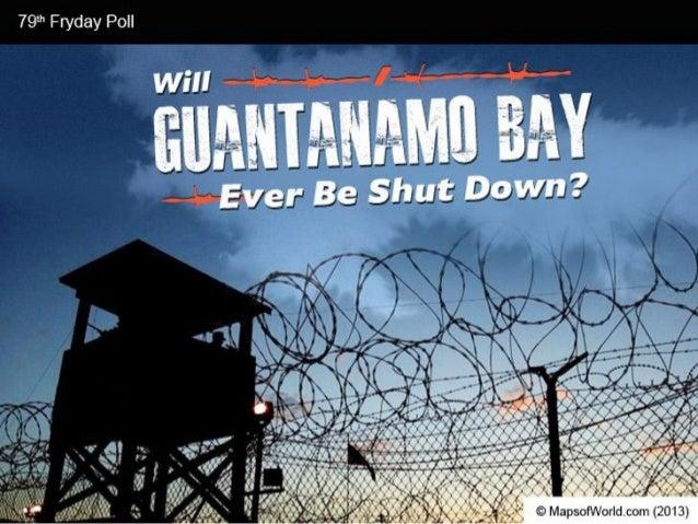 Will Guantanamo Bay Ever Be Shut Down?