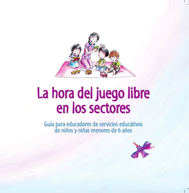 Guia Para Educadores Para Ninos Menores De 6 Anos