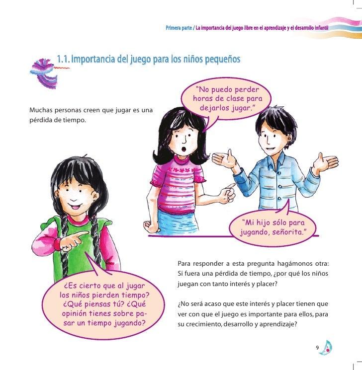 Gu a para educadores para ni os menores de 6 a os - Juegos para 3 personas en casa ...