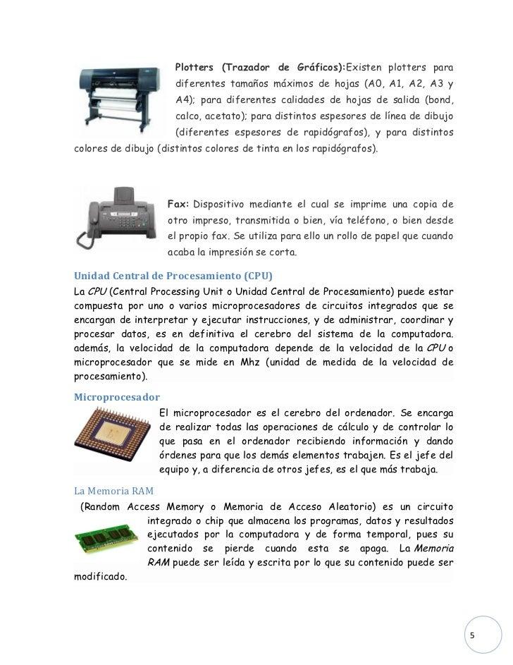 Gu 237 A Para Evaluaci 243 N Hardware Y Software