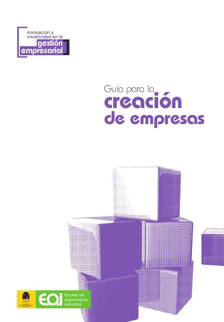 Guia para la creacion de empresas for Lista de empresas en lima