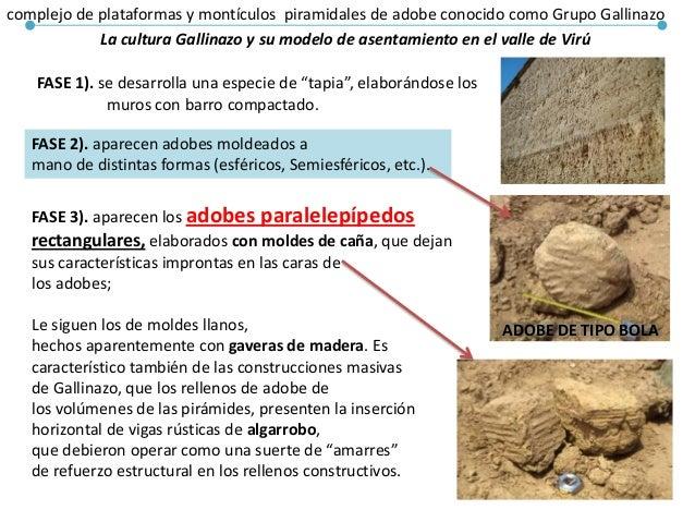 La cultura Gallinazo y su modelo de asentamiento en el valle de Virú complejo de plataformas y montículos piramidales de a...