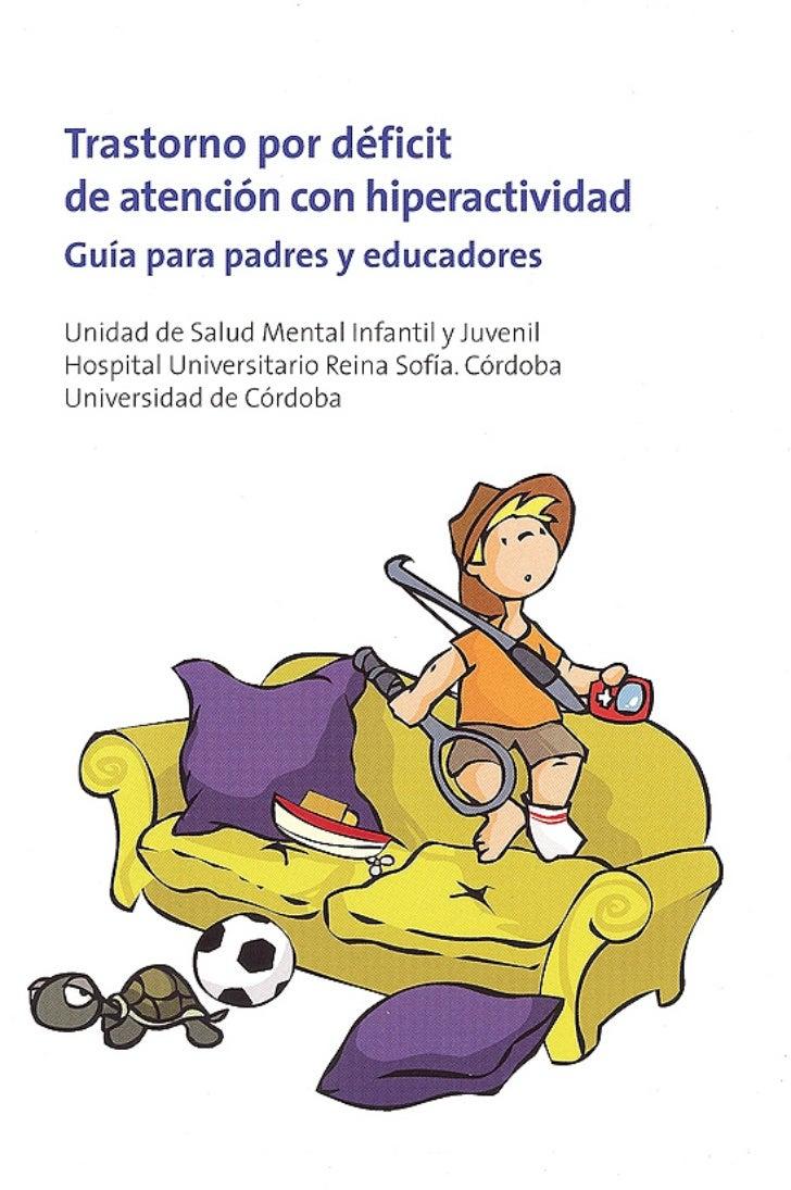 Guía para padres y educadores (asociación el puente)