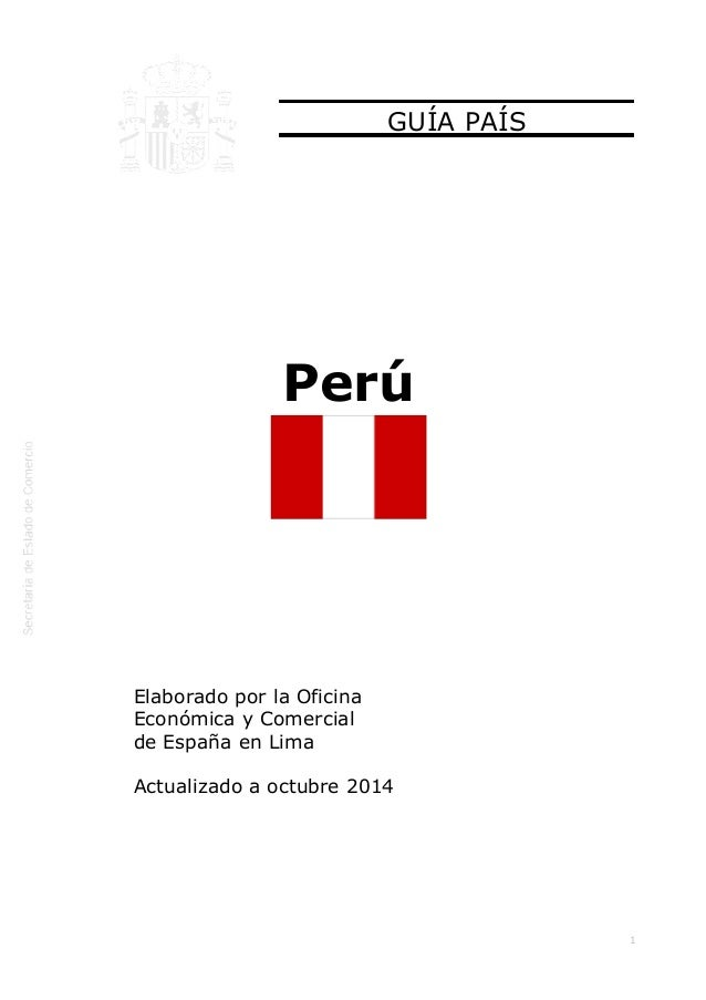 Guía País Perú
