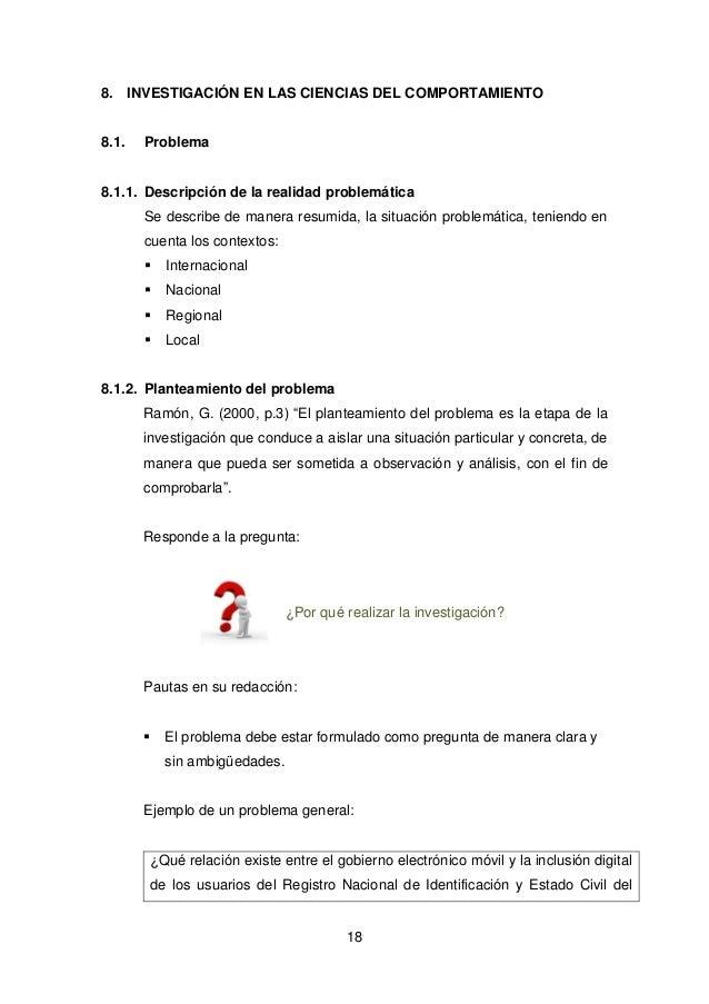Guía Práctica para Investigadores en Ciencia del Comportamiento y Ci…
