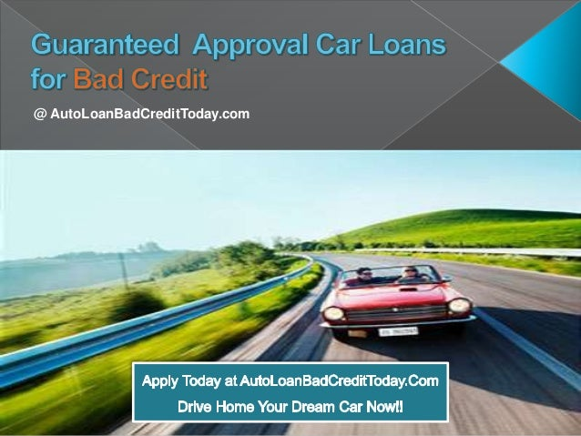 Bad Credit Loans Guaranteed Approval from QuickFundUSA in 3 Quick Steps