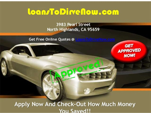 Guaranteed Auto Loan With Bad Credit From Online Lenders
