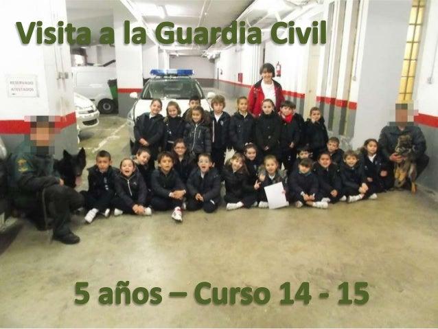 5 años - Curso 14 - 15