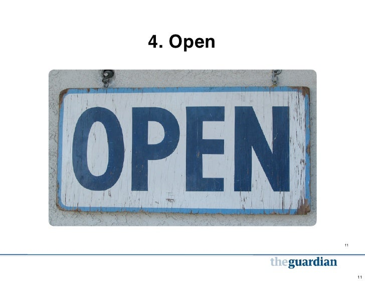 4. Open          11               11