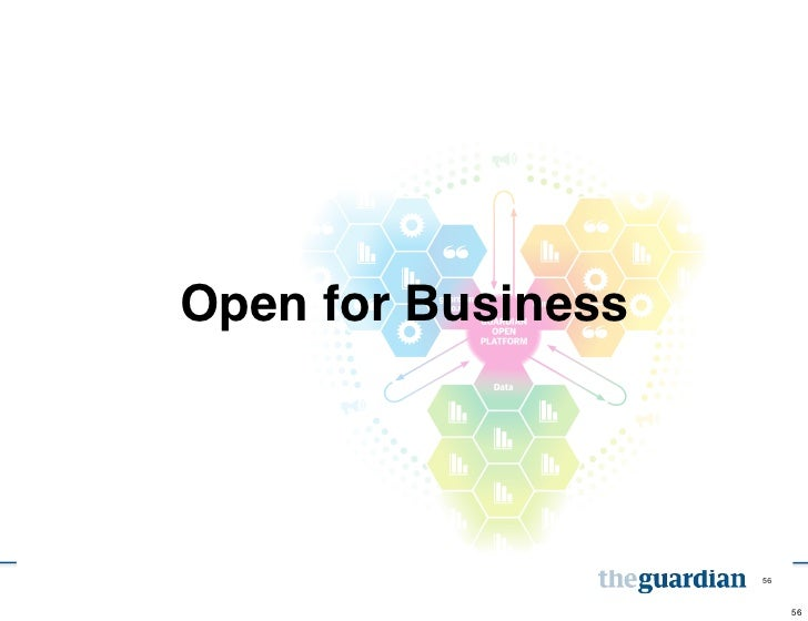 Open for Business                    56                         56