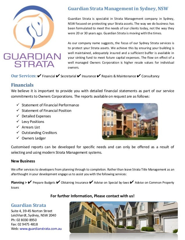 2c6e7b3a3dd5d Guardian Strata Management in Sydney