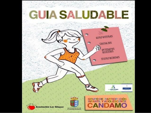 El grupo de participación infantil y adolescente de Candamo, ha estado investigando y trabajando para elaborar esta guía d...