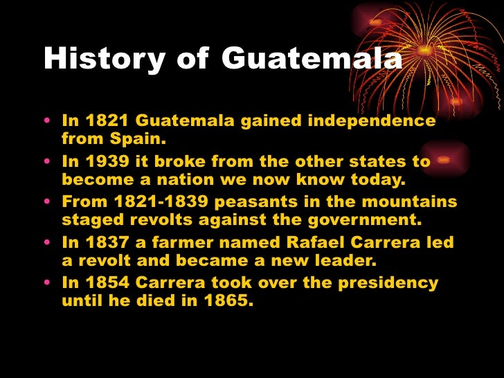 guatemala constitution notes This is the context in which the constitution of guatemala  guatemalan peace  process, it is important to note and acknowledge that important progress has.