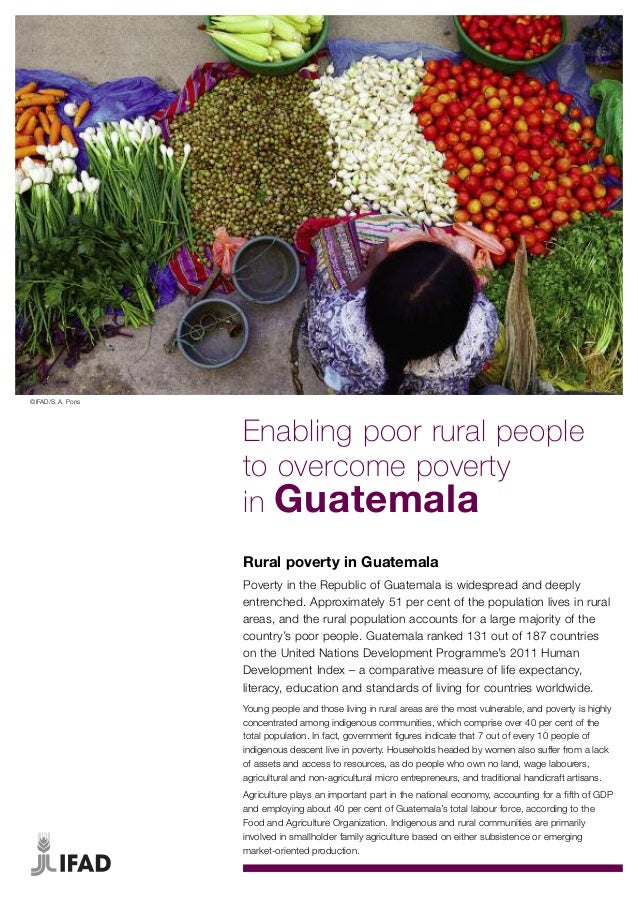 ©IFAD/S. A. Pons                   Enabling poor rural people                   to overcome poverty                   in G...