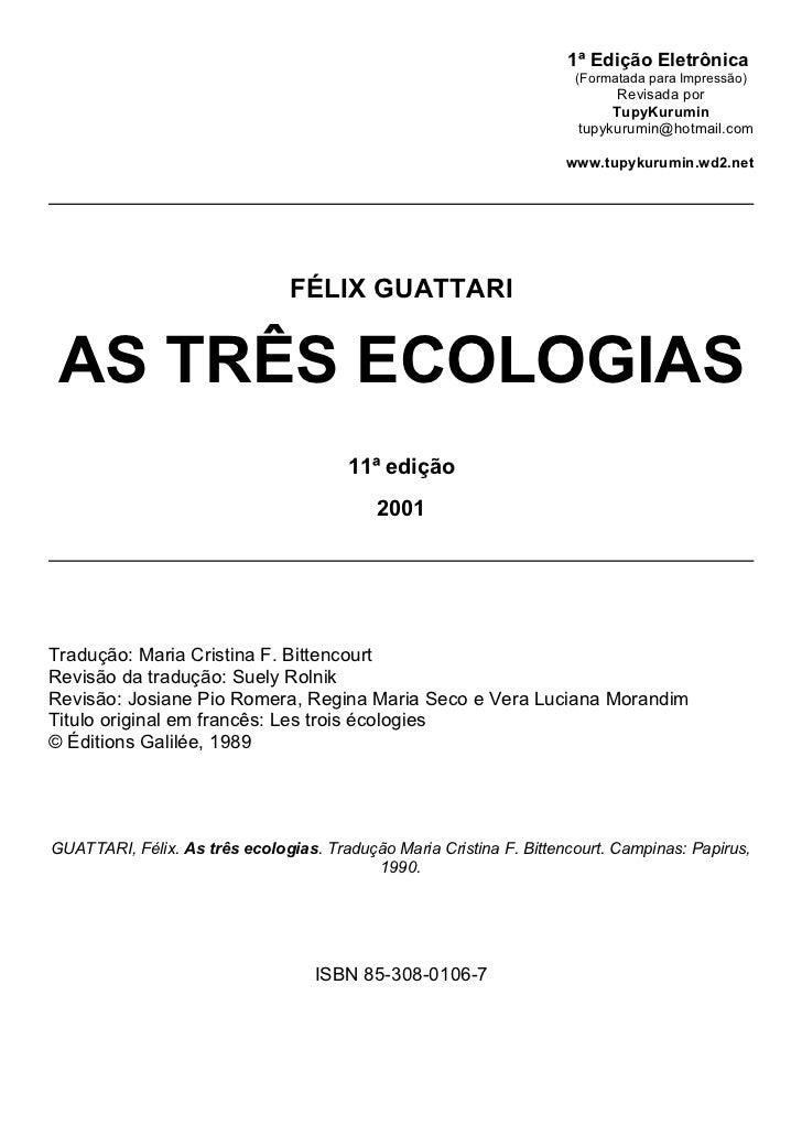 1ª Edição Eletrônica                                                                      (Formatada para Impressão)      ...
