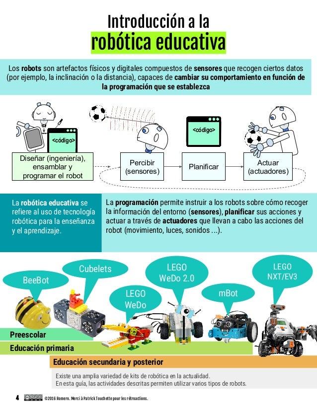 Guía de actividades tecnocreativas para l@s niñ@s del siglo XXI