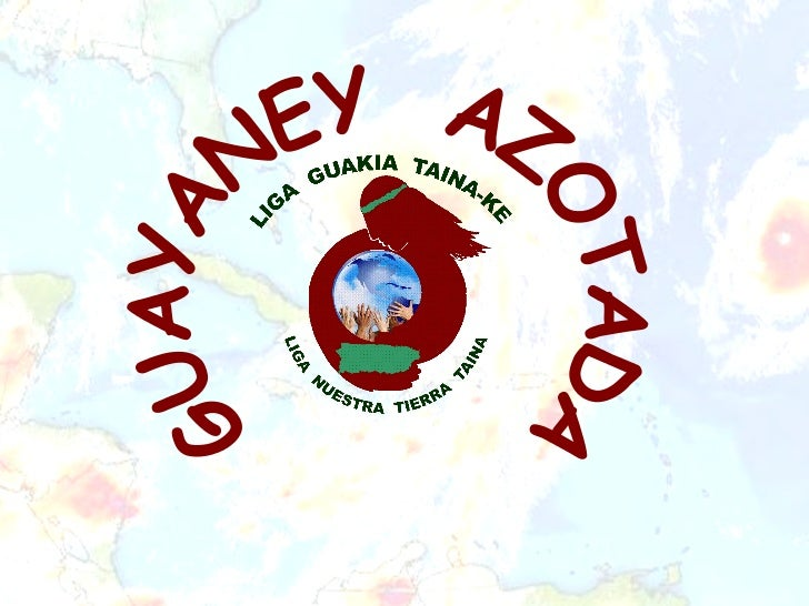 GUAYANEY  AZOTADA