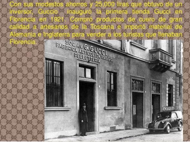 FAMILIA GUCCI UNA TRISTE HISTORIA DE COMO DESTRUIR UN IMPERIO 19e59d3d499